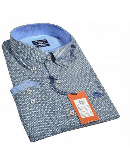 STATE OF ART koszula wzorek...