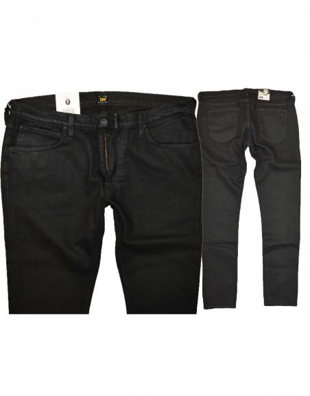 LEE LUKE spodnie rurki...
