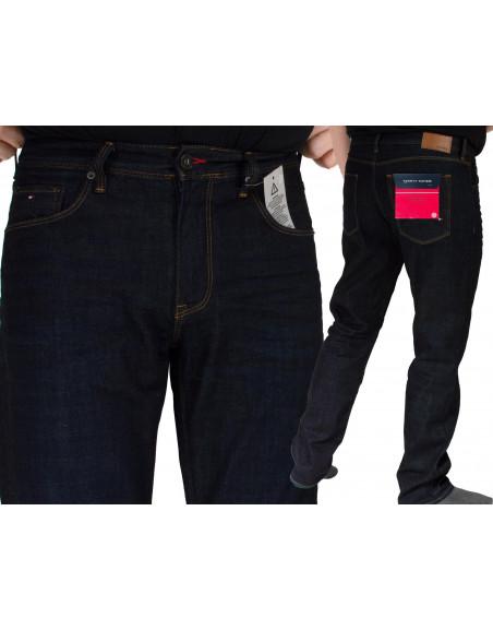 Spodnie proste Tommy...