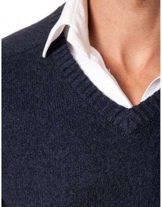 CAMEL ACTIVE Sweter WEŁNA...