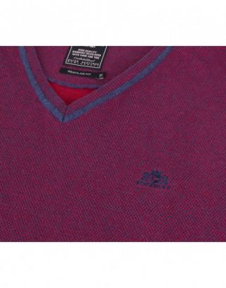 STATE OF ART sweter v-neck...