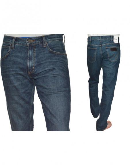 WRANGLER Spodnie proste...